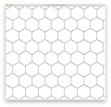Hex Grid – Learn Programming with Python and Turtle