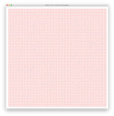 Hilbert Curve – Learn Programming with Python and Turtle